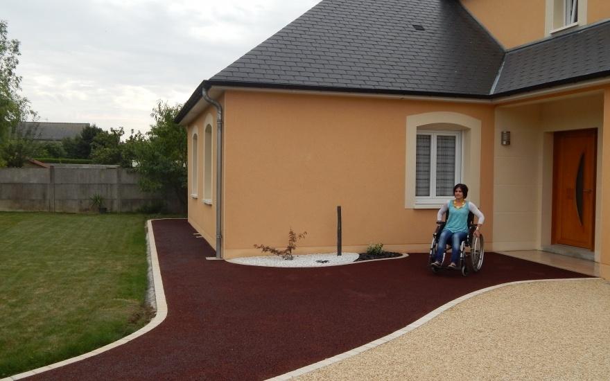 Accès à mobilité réduite en Stardraine - Entreprise Sylvain ...